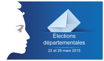Election départementales 2015