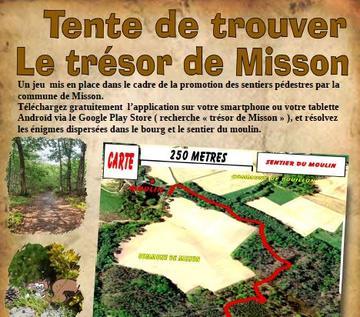 La chasse au trésor / Les actus du village / Agenda et