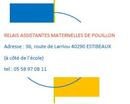 Relais d'assistantes maternelles intercommunales